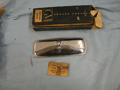 1958-60 Corvette Inside Rearview Mirror, NOS