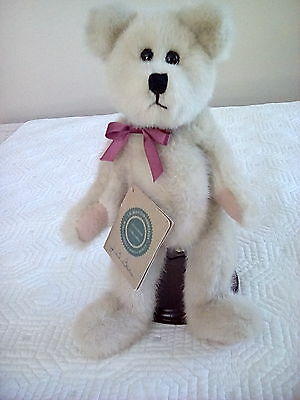 Boyds Bears Investment Collectables J.B. Bean bear NEW