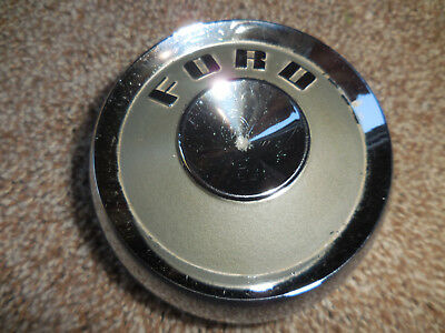 1956 1955 Ford Horn Button in excellent used condition.