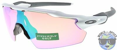 Oakley Radar EV Pitch Sunglasses OO9211-05 Polished White | Prizm Golf Lens |