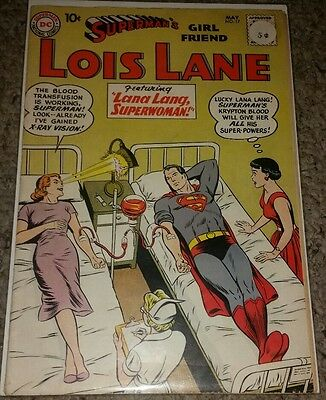 Superman's Girl Friend, Lois Lane #17 (May 1960, DC)