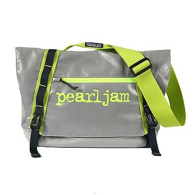 PEARL JAM - Patagonia Laptop bag - black hole - brand new! not backpack