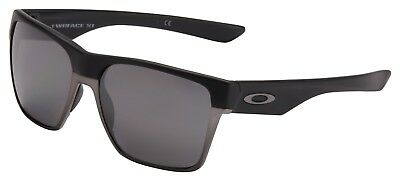 f6c9e7c324a OAKLEY OO 9350-1059 POLARIZED TWO FACE XL Matte Prizm Black Iridium ...