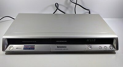 Panasonic DMR-ES15 DVD Recorder Tested