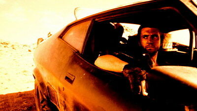 "133 Mad Max 4 Fury Road - Fight Shoot Car USA Movie 24""x14"" Poster"