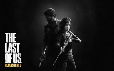 """053 The Last of Us - Zombie Survival Horror Action TV Game 22""""x14"""" Poster"""