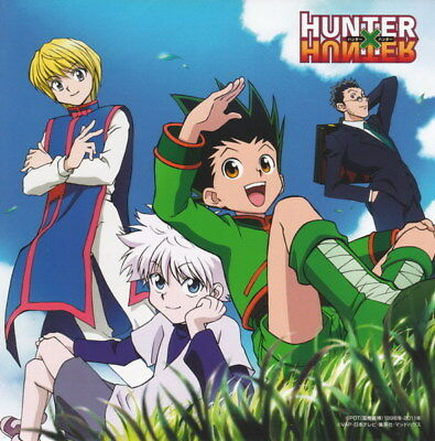 "086 Hunter X Hunter - Neferpitou Gon Killua Fight Anime 14""x14"" Poster"