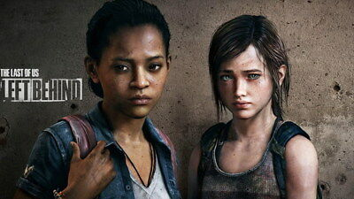 """057 The Last of Us - Zombie Survival Horror Action TV Game 24""""x14"""" Poster"""