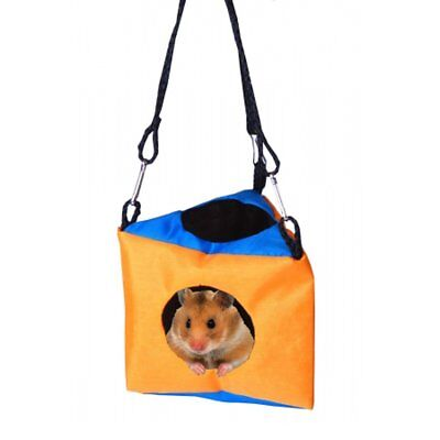 New Swinging Hamster Mice  Rodents Cage Bed Toy