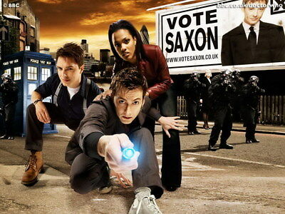 """088 Doctor Who - BBC Space Travel Season 8 Hot TV Show 32""""x24"""" Poster"""