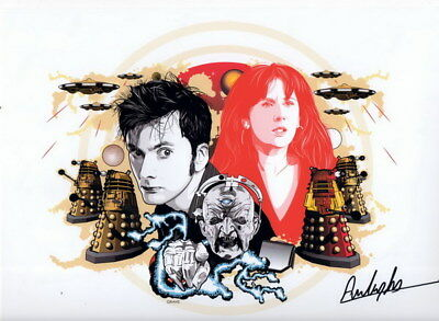 """091 Doctor Who - BBC Space Travel Season 8 Hot TV Show 32""""x24"""" Poster"""