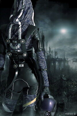 """178 Mass Effect 3 - ME Killer Fighting Shooting Hot TV Game 24""""x36"""" Poster"""