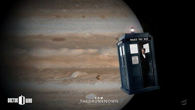 """241 Doctor Who - BBC Space Travel Season 8 Hot TV Show 42""""x24"""" Poster"""