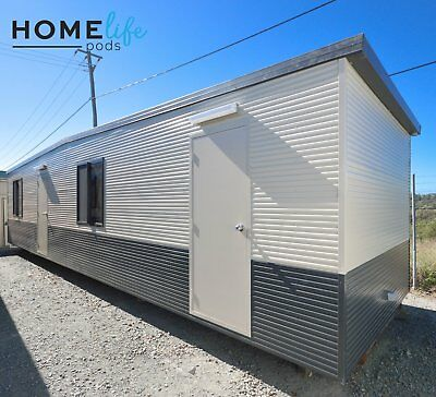 12m x 3m transportable building. BRAND NEW renovation. Office,granny flat,lunch