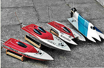 GRP Model Boat Manufacturing Business. Moulds & Stock.