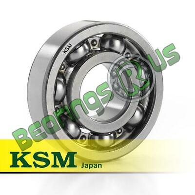 LJ3/4 (RLS6) KSM Open Deep Groove Ball Bearing 3/4 x 1.7/8 x 9/16""