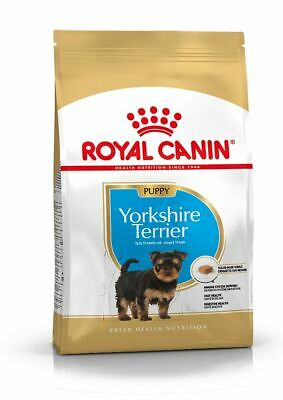 Pienso Royal Canin YORKSHIRE TERRIER JUNIOR perros cachorros (Hasta 10 meses)