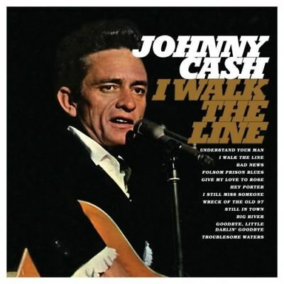 JOHNNY CASH ~ I WALK THE LINE ~ VINYL LP plus DIGITAL DOWNLOAD ~ *NEW/SEALED*