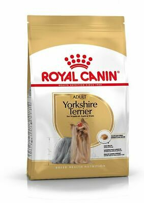 Pienso Royal Canin YORKSHIRE TERRIER ADULT perros adultos (A partir 10 meses)