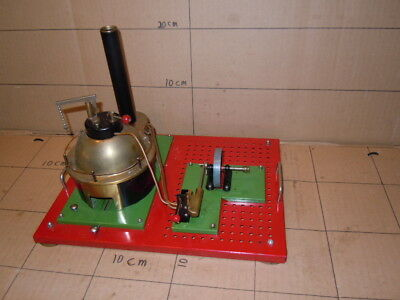 Classic Collectable Model Steam Toy Dampfmaschine: JOHN ERICSSON Atomic by Alga