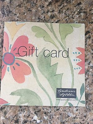 Gudrun Sjoden £200 Gift Card/Voucher (to be used in store only)