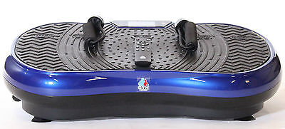 REBOXED 2700W Crazy Fit Vibration Massage Plate Bluetooth Speaker Touch Panel