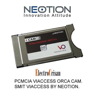 Pcmcia Viaccess Orca Cam. Smit Viaccess By Neotion. Entrega 24/48 H