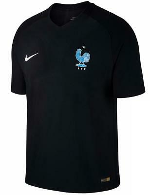 France soccer 17/18 Third Jersey