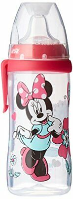 NUK Disney Active Cup Minnie Mouse Design 10 Ounce