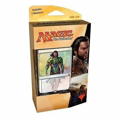 MTG Amonkhet Planeswalker Deck Gideon, Martial Paragon New Sealed