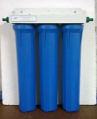 Whole House Water Dechlorinator 20""
