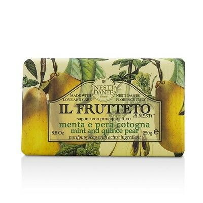 Nesti Dante Il Frutteto Purifying Soap - Mint & Quince Pear 250g Bath & Shower