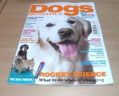 Dogs Monthly magazine NOV 2017 Martin Clunes, Bonfire Night, Pembrokeshire &