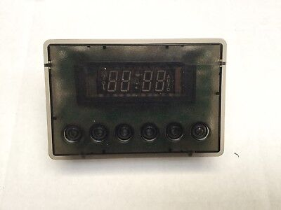 Genuine Blanco Oven 6 Button Digital Clock Timer BS0632 BS0632W BS0632X