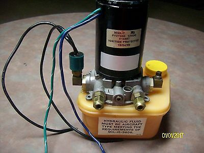 12 volt hydraulic pump