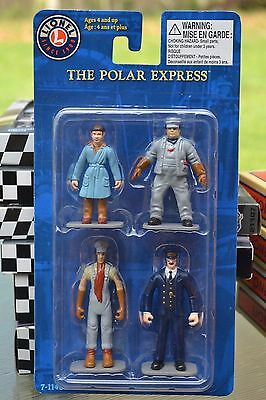 Lionel 7-11484 The Polar Express G Gauge Figure Pack - NEW