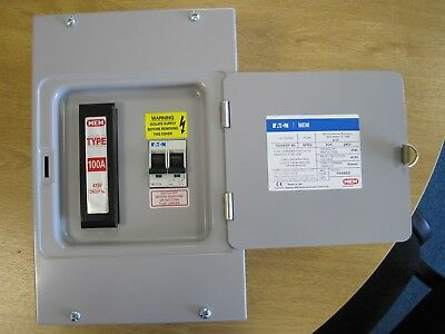 Mem 1000KMF-80 SWITCHFUSE 80amp - 415 volt - Eaton - Metalclad - new Switchgear
