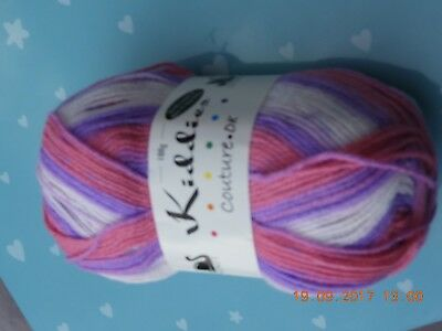 Cygnet Kiddies Couture Candy Stripe 100g balls