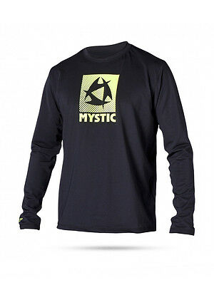 Mystic Star Quickdry L/S Black