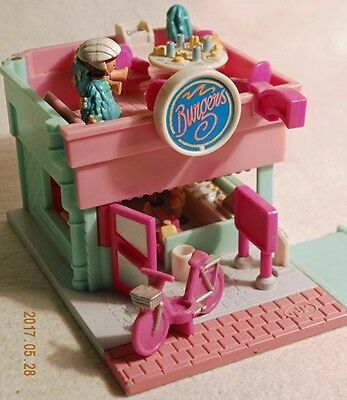 "Polly Pocket "" BURGER RESTAURANT "" 1994"