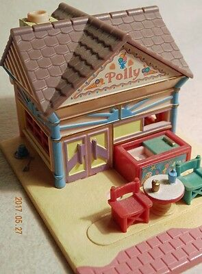 "Polly Pocket "" HAUS POLLY / POLLYS HOUSE "" 1993"