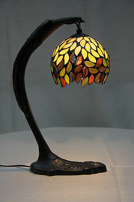 Tischlampe, Tiffany-Lampe