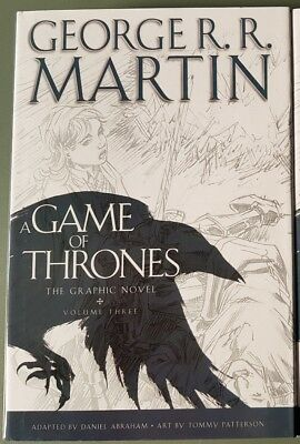 A Game of Thrones: Graphic Novel, Volume Four: Volume 3, George R. R. Martin HC