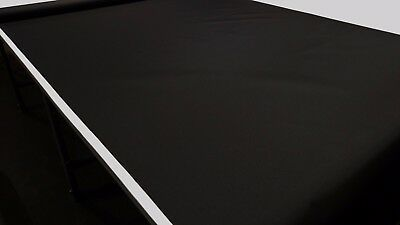 "Outdoor Marine Pro Canvas Duck Awning Boat Fabric Polyester 60"" Wide DWR Coated"