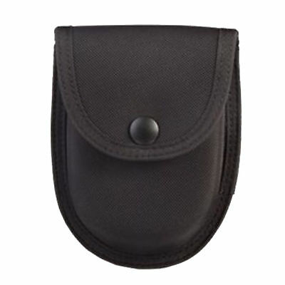 Uncle Mikes Sentinel Single Handcuff Case,Blk, Nyln - 89068