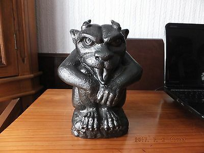 Gargoyle Figurine / Fantasy Mythical / Magic, Halloween/Horror.