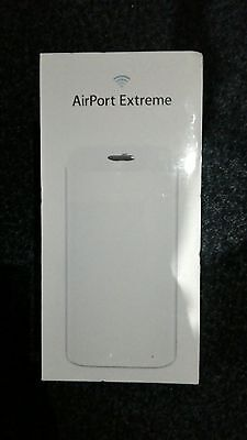 Apple AirPort Extreme Wireless N Router 802.11ac Model ME918B/A A1521