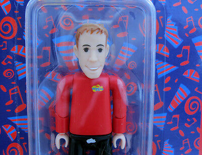 The Wiggles MURRAY Red Figure - RARE - BIG RED CAR MURRAY Figure - NEW!