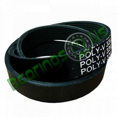 "559J7 (220J7) Poly V Belt, J Section With 7 Ribs - 559mm/22.0"" Length"