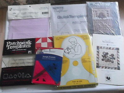 Lot Quilting Templates & Template Makers & Patterns